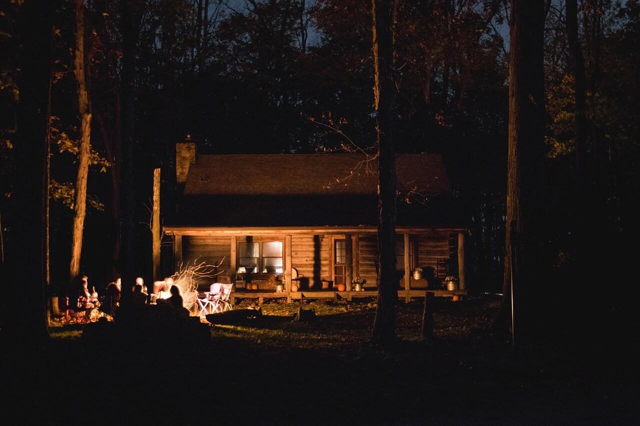 Camping-Scheune