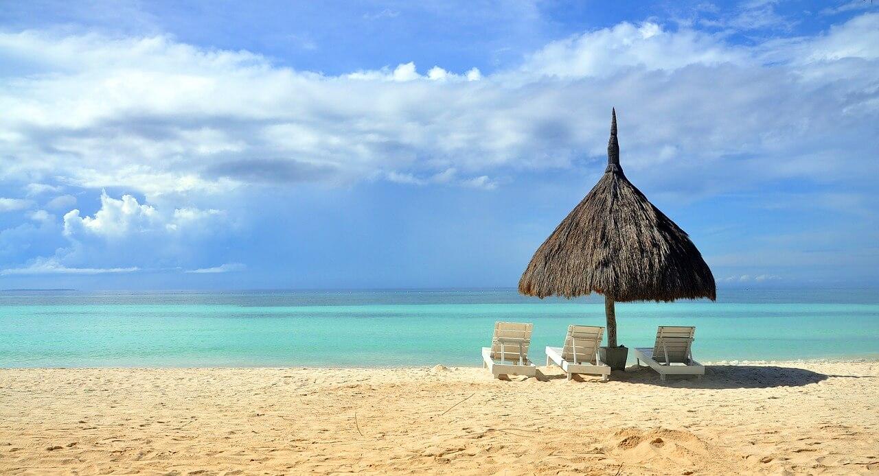 Strand-auf-den-Philippinen