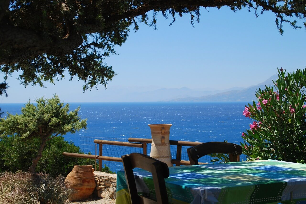Taverne-auf-Kreta