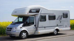 Camping im Wohnmobil in den Niederlanden